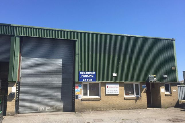 Thumbnail Light industrial to let in Unit 6, Altens Trade Centre, Hareness Circle, Aberdeen