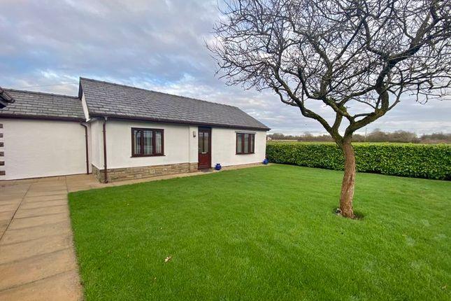 Thumbnail Detached bungalow to rent in Nursery Lane, New Longton, Preston