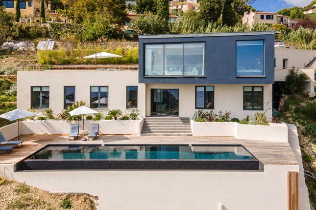 Thumbnail Villa for sale in 06360 Èze, Alpes-Maritimes, Provence-Alpes-Côte d`Azur, France