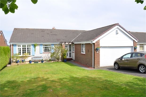 Thumbnail Detached bungalow for sale in Conniscliffe Road, Hexham