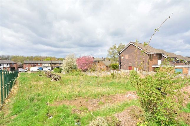 Thumbnail Land for sale in Off Barnes Road, Castleford, West Yorkshire
