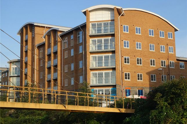 1 bed flat to rent in Lion Court, Southbridge, Northampton NN4