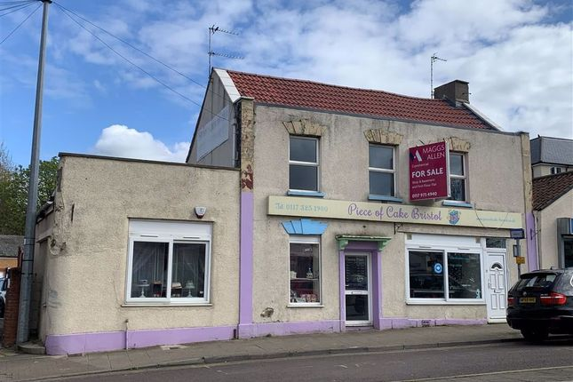 Thumbnail Restaurant/cafe for sale in North Street, Downend, Bristol