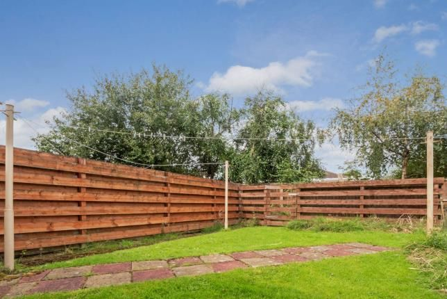 Rear Garden of Bathgo Avenue, Ralston, Paisley, . PA1