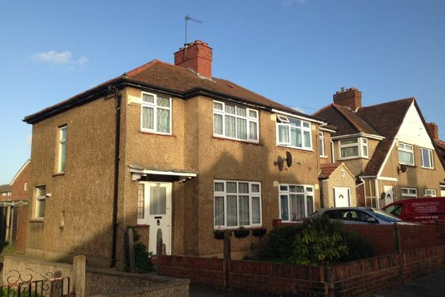 Thumbnail Property to rent in Monmouth Road, Hayes, Middlesex