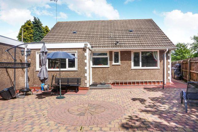 Thumbnail Detached bungalow for sale in Tyburn Road, Erdington, Birmingham