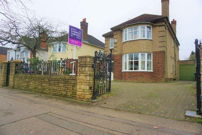 Thumbnail Detached house for sale in Park Road, Peterborough