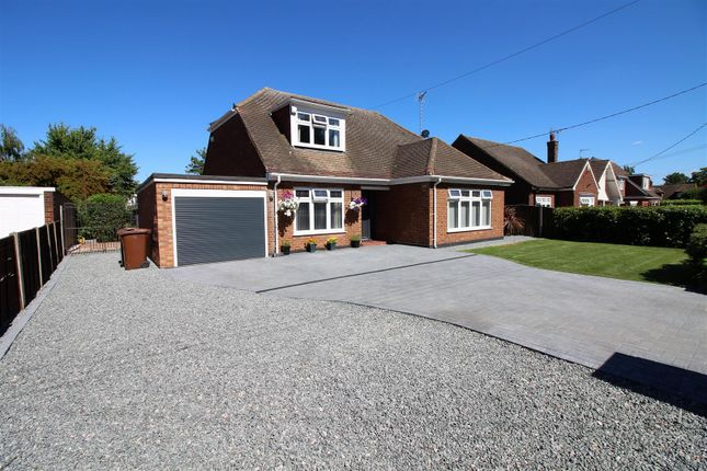 Thumbnail Detached bungalow for sale in Recreation Avenue, Old Corringham, Stanford-Le-Hope