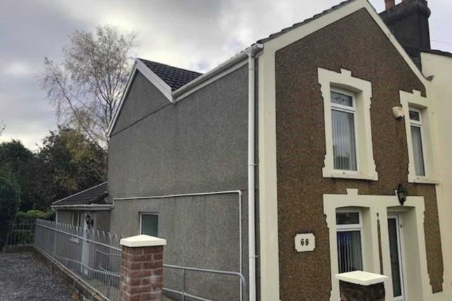 Thumbnail Semi-detached house to rent in Smiths Road, Birchgrove, Swansea