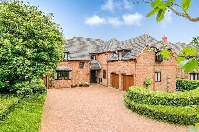 Thumbnail Detached house for sale in Saunders Close, Wavendon Gate, Milton Keynes, Bucks