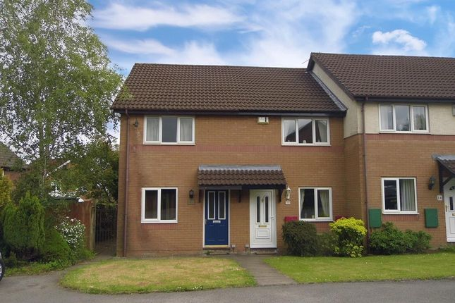 Thumbnail 2 bed property to rent in Clos Nant Ddu, Pontprennau, Cardiff