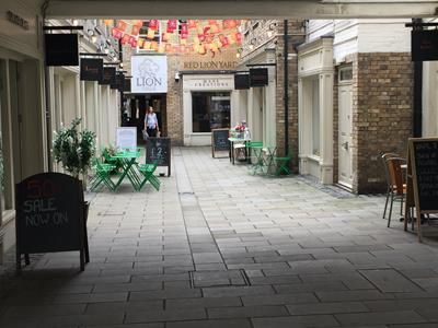 Thumbnail Retail premises to let in Unit 1, Red Lion Yard, Red Lion Walk, Colchester, Essex