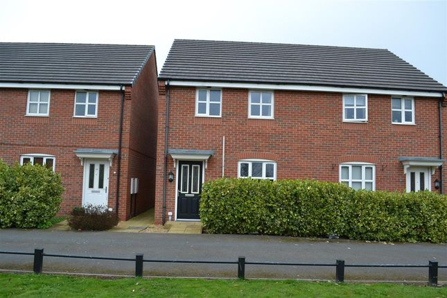 Thumbnail Semi-detached house to rent in Davy Road, Abram, Wigan