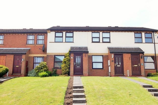Terraced house for sale in Rugeley Road, Burntwood
