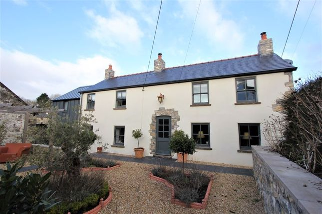 Thumbnail Detached house for sale in Turkey Street, Llantwit Major