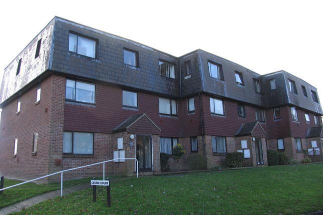 Thumbnail Flat to rent in Castle Court, Spences Lane, Lewes