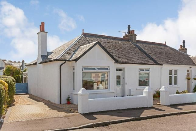 Thumbnail Bungalow for sale in Merlewood Road, Seamill, North Ayrshire, Scotland