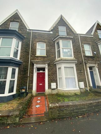 Thumbnail Terraced house to rent in St Albans Road, Brynmill