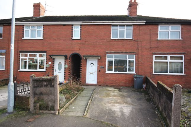 Thumbnail Town house for sale in Russell Place, Sandyford, Stoke-On-Trent