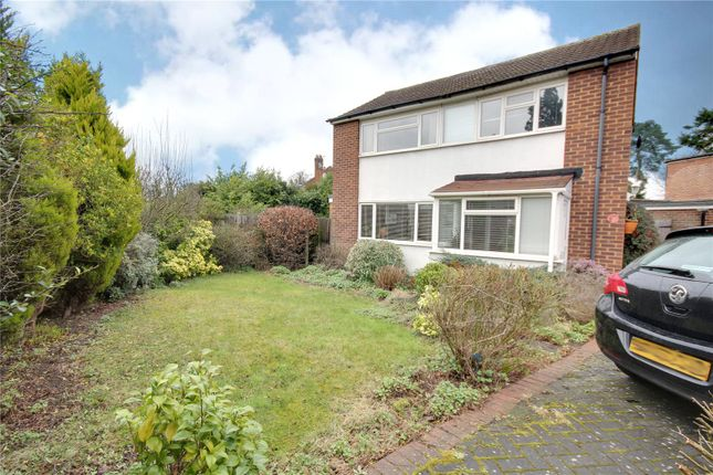 3 bed detached house for sale in Chaworth Road, Ottershaw, Surrey