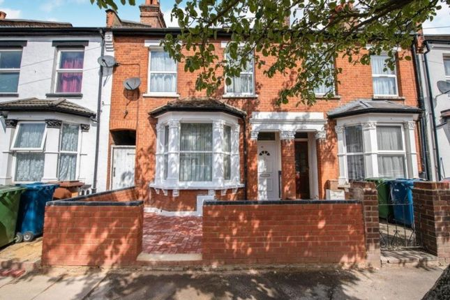 Thumbnail Terraced house for sale in Wellington Road, Harrow