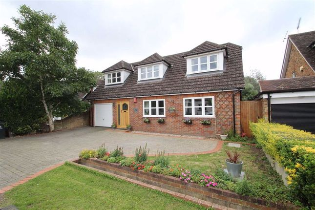 Thumbnail Detached bungalow for sale in Willow Crescent, Denham, South Bucks