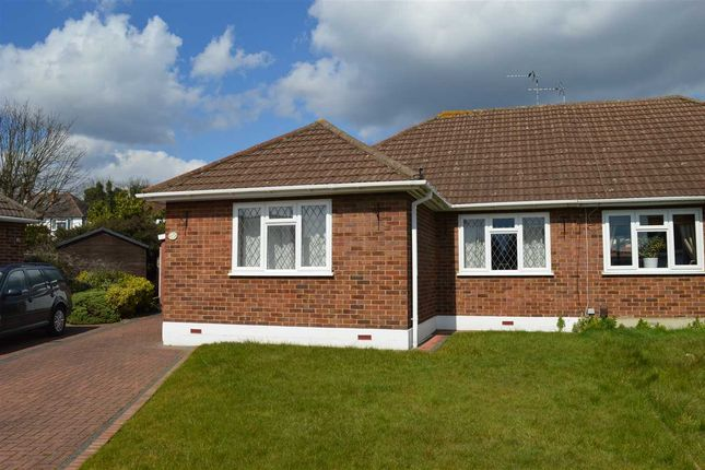 Thumbnail Bungalow to rent in Oakway Close, Bexley