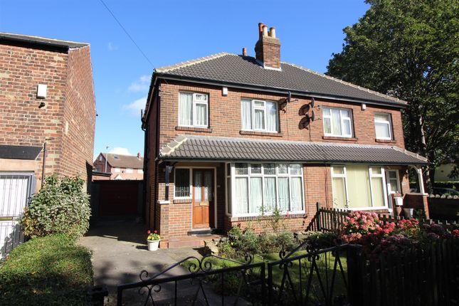 Thumbnail Semi-detached house for sale in York Road, Seacroft Village, Leeds
