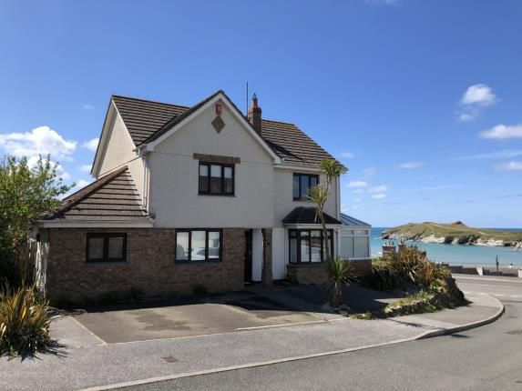 5 bed detached house for sale in Porth, Newquay, Cornwall TR7