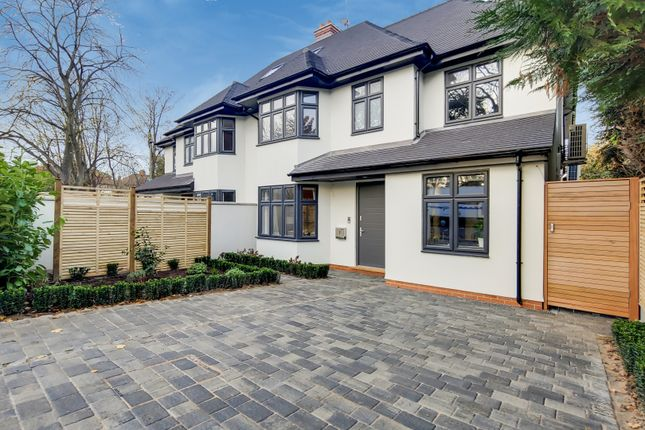 Thumbnail Semi-detached house for sale in Bridge Lane, London
