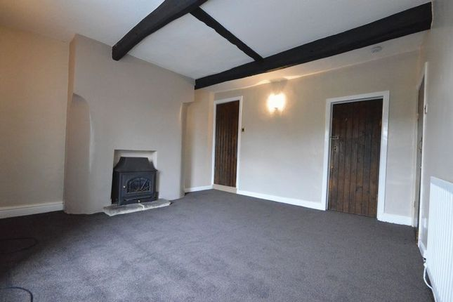 Thumbnail Cottage to rent in Higher Gate, Accrington, Huncoat
