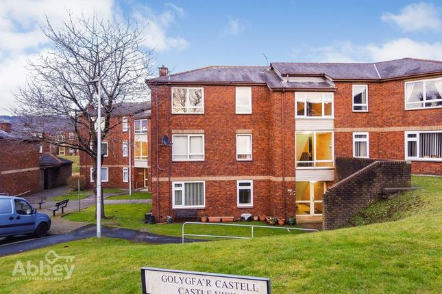 Thumbnail Flat for sale in Castle View, Neath