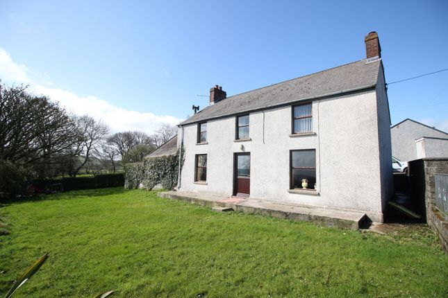 Thumbnail Detached house for sale in Ballylesson Road, Larne