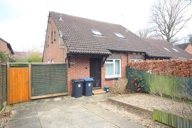 Outside of Overthorpe Close, Knaphill, Woking GU21