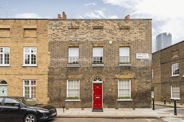 Thumbnail End terrace house for sale in Double Fronted, Grade II Listed, Georgian, Freehold House In Whittlesey Street, London