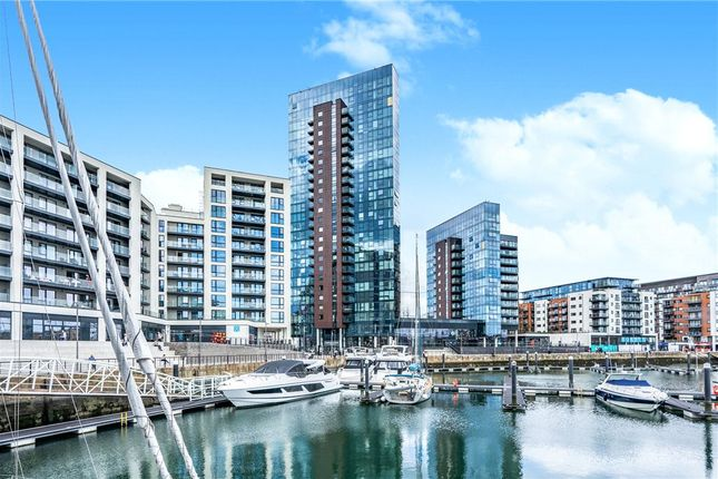 Thumbnail Flat for sale in The Moresby Tower, Admirals Quay, Ocean Way