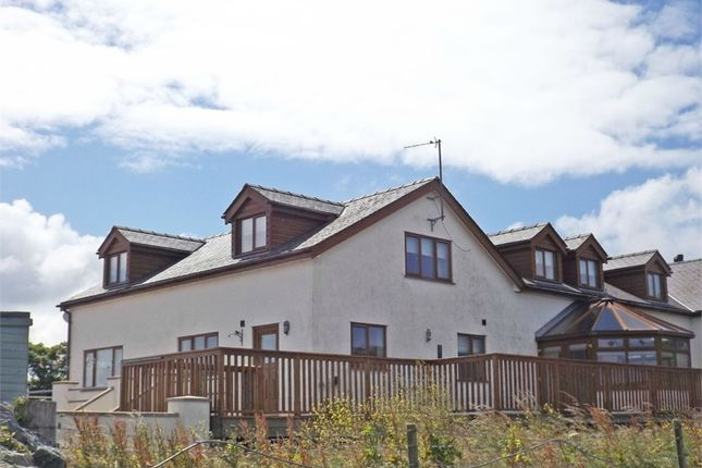 Thumbnail Semi-detached house for sale in Trefengan Farm, Holyhead, Anglesey