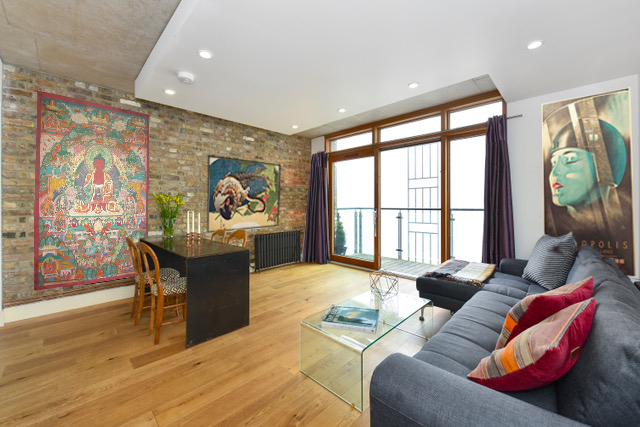 1 bed flat for sale in Oval Road, Camden, London NW1