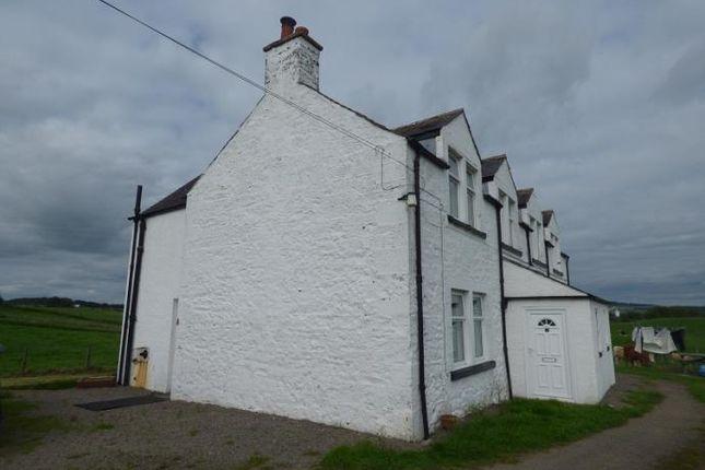 Thumbnail Semi-detached house to rent in Kirkpatrick Fleming, Lockerbie