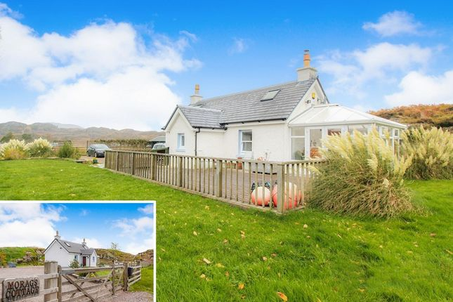 Detached bungalow for sale in Newton, Acharacle, Argyll
