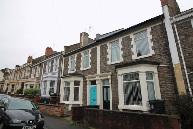 Thumbnail Terraced house to rent in Islington Road, Southville
