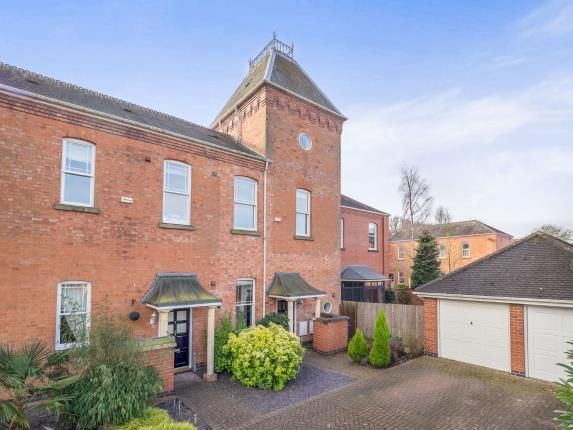 Thumbnail Semi-detached house for sale in Whitehall Court, Radcliffe-On-Trent, Nottingham, Nottinghamshire