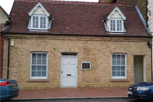 Thumbnail Office to let in 70 Market Street, Ely, Cambridgeshire