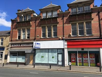 Retail premises to let in High Street, Gosforth, Newcastle Upon Tyne