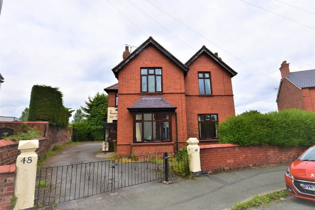 Thumbnail Detached house to rent in Alexandra Road, Wrexham