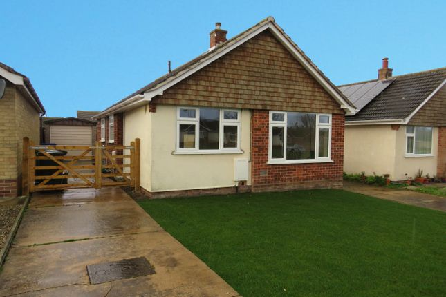 Thumbnail Detached bungalow to rent in Witney Green, Lowestoft