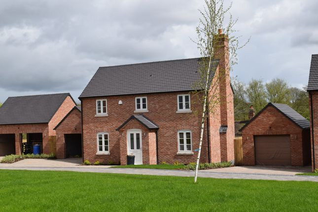 Thumbnail Detached house for sale in 5 William Ball Drive, Horsehay, Telford, Shropshire