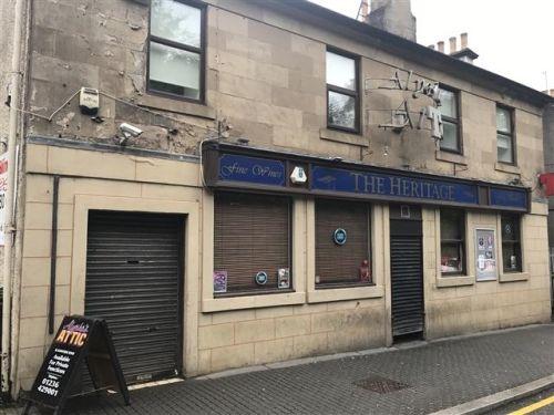Thumbnail Pub/bar for sale in Coatbridge, Lanarkshire