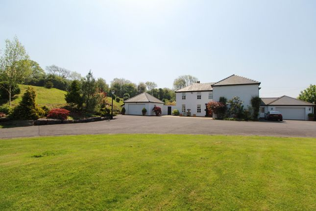 Thumbnail Detached house for sale in Five Lanes, Caerwent, Caldicot
