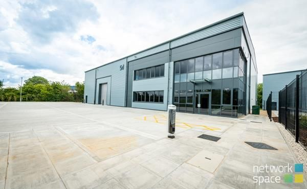 Thumbnail Light industrial to let in Plot 5A, Ashroyd Business Park, M1, Barnsley